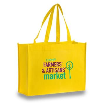 "Non-Woven Shopping Bag - 1 Color (16""x12""x6"")"