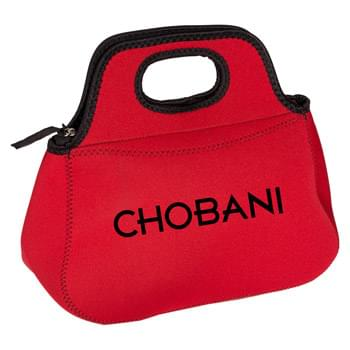 "Neoprene Lunch Tote (14.5""x10.5""x6"")"
