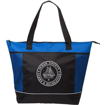 Friendly Polyester Cooler Tote Bag
