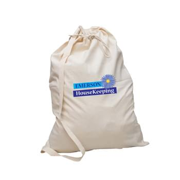 Laundry Bag with Shoulder Strap
