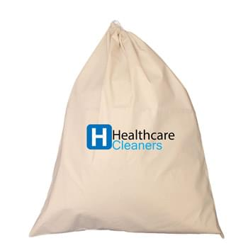 Sturdy Extra Long Cotton Laundry Bag