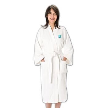 "Velour Luxurious Bath Robe (48"")"
